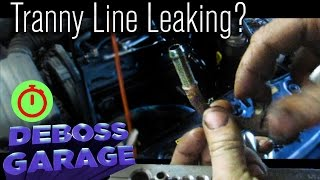 How To Replace A Transmission Line