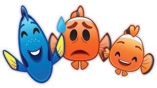 Finding Nemo as told by Emoji | Disney