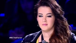 La video qui ete suprimer 10 fois pa MBC  Xfactor (Par ce que elle algerienne)