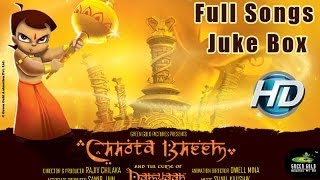 Chhota Bheem and the Curse of Damyaan Movie Full Video Songs