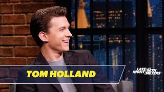 Tom Holland Accidentally Ghosted Robert Downey Jr.