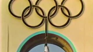 1984 Los Angeles Olympics Opening Ceremonies