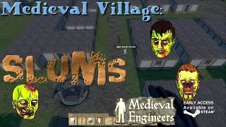 Medieval Engineers - Village part 9