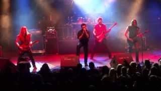 WINTERSTORM - Into the light - live (Ragnarök-Festival 2013) HD