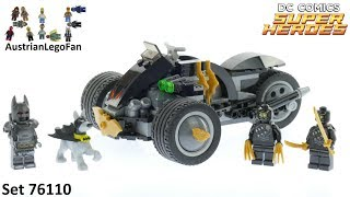 Lego Batman 76110 The Attack of the Talons - Lego Speed Build Review
