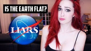 THE EARTH IS FLAT! (1000% PROOF)