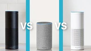 Which Amazon Echo Speaker Is The Best?!