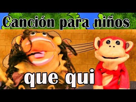Xxx Mp4 Canción Que Qui El Mono Sílabo Videos Infantiles Educación Para Niños 3gp Sex
