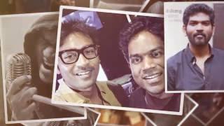 Solli Tholaiyen Ma - Yaakkai | Official Lyric Video | Yuvan Shankar Raja | Dhanush | Vignesh ShivN