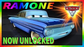 Cars 3 Driven to Win - gameplay - Ramone