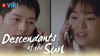 Descendants of the Sun - EP1 | Song Joong Ki Working Out [Eng Sub]