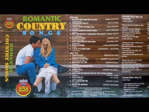 Romantic Country Songs