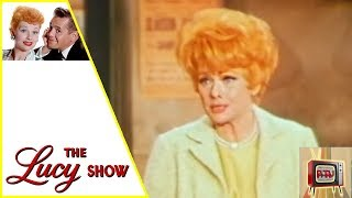 THE LUCY SHOW | Lucy, the Fight Manager | S5E20