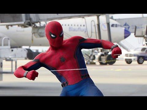 Spider-Man - Fights/Swinging Compilation IMAX HD