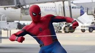 Spider-Man - Fights/Swinging Compilation IMAX HD