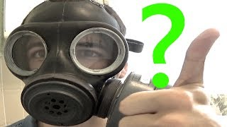 Do World War Two Gas Masks still work?