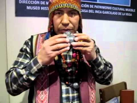 Peruvian Inca wind instruments