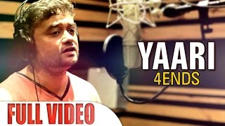 Yaari The Reunion Song | BEST FRIENDS FOREVER | Official Music Video| 4ENDS | Latest Hindi Song 2017