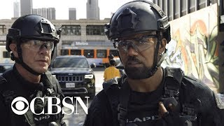 """""""S.W.A.T."""" returns to television for Season 2 on CBS"""