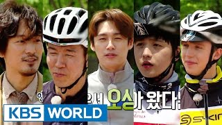 Cool Kiz on the Block | 우리동네 예체능 – New Cycling Members and Basic Fitness Test (2015.06.23)