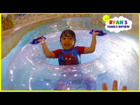 Great Wolf Lodge Indoor Waterpark Playground for Kids
