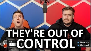 YouTube Copyright OUT OF CONTROL - WAN Show Feb 15, 2019