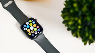 Apple Watch Series 4 – Three Month Review