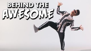 Behind the Scenes - That's What I Like PARODY!