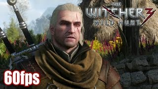 The Witcher 3: Wild Hunt - 60fps PC Gameplay [1080p] TRUE-HD QUALITY