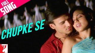 Chupke Se - Full Song | Saathiya | Vivek Oberoi | Rani Mukerji | Sadhana | Murtuza | Qadir
