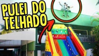 PULEI DO TELHADO!!  VALENDO 3000 R$ [ REZENDE EVIL]