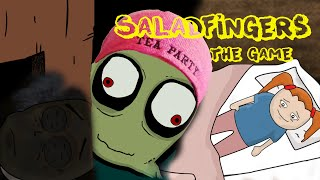 So Wrong // Salad Fingers Game