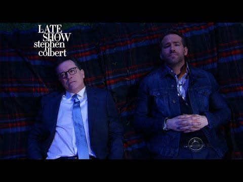 Ryan Reynolds Big Questions With Even Bigger Stars