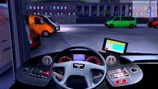 #005 Let's Play City Bus Simulator München -  [Deutsch] [Full-HD]