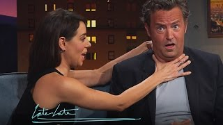 Matthew Perry and Aubrey Plaza's 50 Shades of Grey Sequel