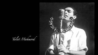 Talat Mahmood. S.D Burman 1953.