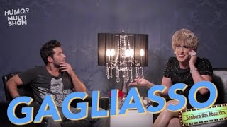 Bruno Gagliasso Gay - Senhora dos Absurdos - 220 Volts - Humor Multishow