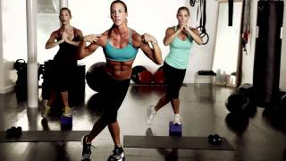 Kira Stokes - Stoked 360 workout