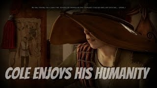 Dragon Age Inquisition: Cole Finds his Humanity (Best Scene EVER!)