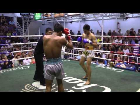 Lepsua (Sinbi Muay Thai) Wins by KO @ Bangla Stadium