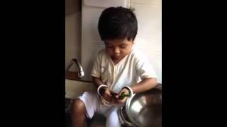 Oviya Baby chilli padi