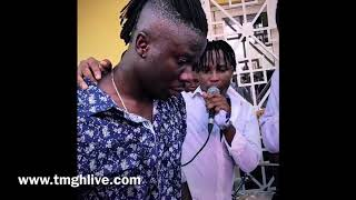 Stonebwoy, Samini & Kelvyn Boy Perform Together
