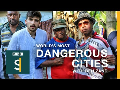 Xxx Mp4 World 39 S Most Dangerous Cities Port Moresby PNG BBC Stories 3gp Sex