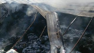 Fire breaks out in Sahibabad garment factory, 12 people feared dead