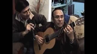 3/4 - PARTE - CHOLO BERROCAL - INTRODUCCIONES - ROLANDO VENTO - ANGEL CARPIO SALAZAR