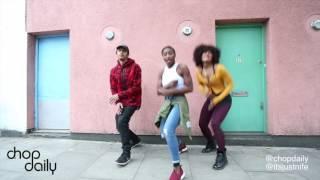 Krishane ft Wande Coal - Found Da Boi (Dance Tutorial Video) | Chop Daily