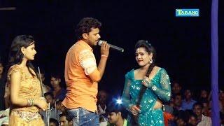 HD तोहरा गालिया पे काला तिल बा || pramod premi yadav live stage show || bhojpuri naach program