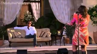 X Factor USA 2011 - Judges House-Melanie Amaro