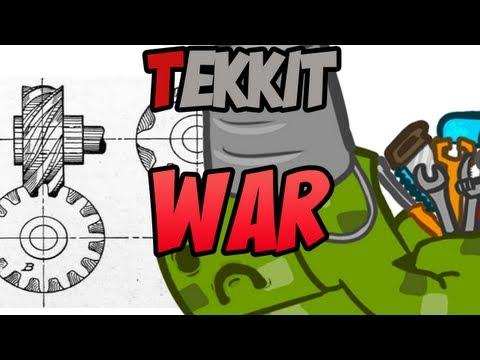 Tekkit War