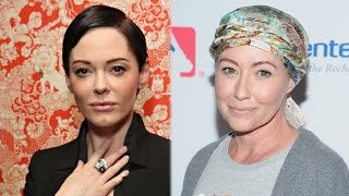 Rose McGowan Reflects on Relationship With Fellow